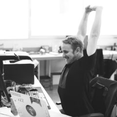 Lower Back Stretches You Can Do at the Office