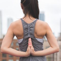 Easy Yoga Stretches for Neck Pain
