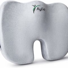 Review: Aylio Coccyx Orthopedic Comfort Foam Seat Cushion