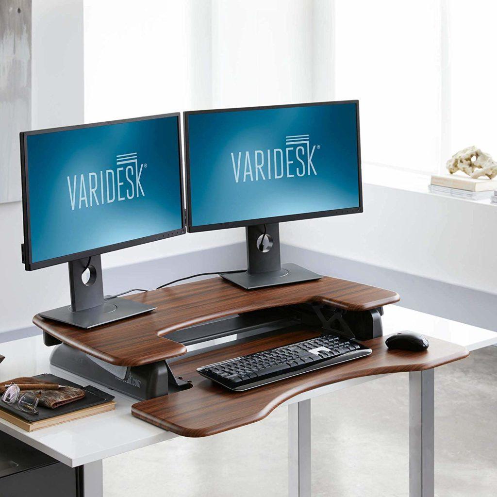 Varidesk Desk Converter 2