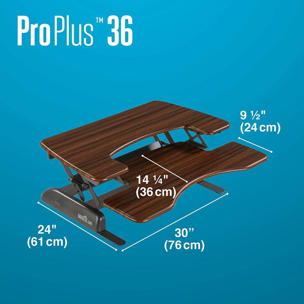 Varidesk Desk Converter 3