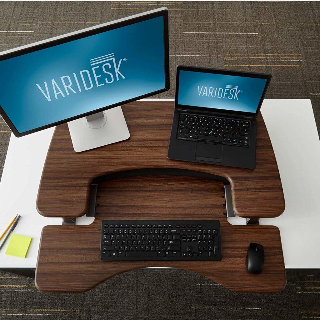 Varidesk Desk Converter 4