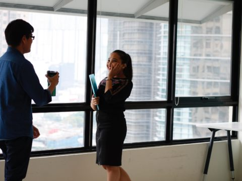 How Long Should You Stand at Work?