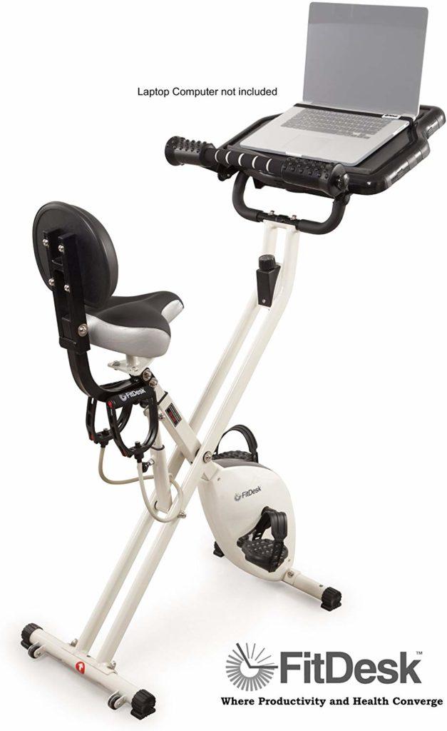 FitDesk Desk Exercise Bike 2