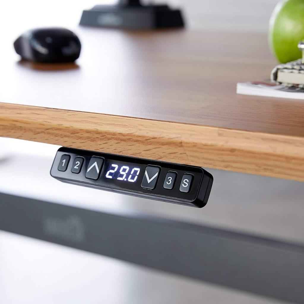 Vari Prodesk 60 Electric Standing Desk Memory Settings Feature