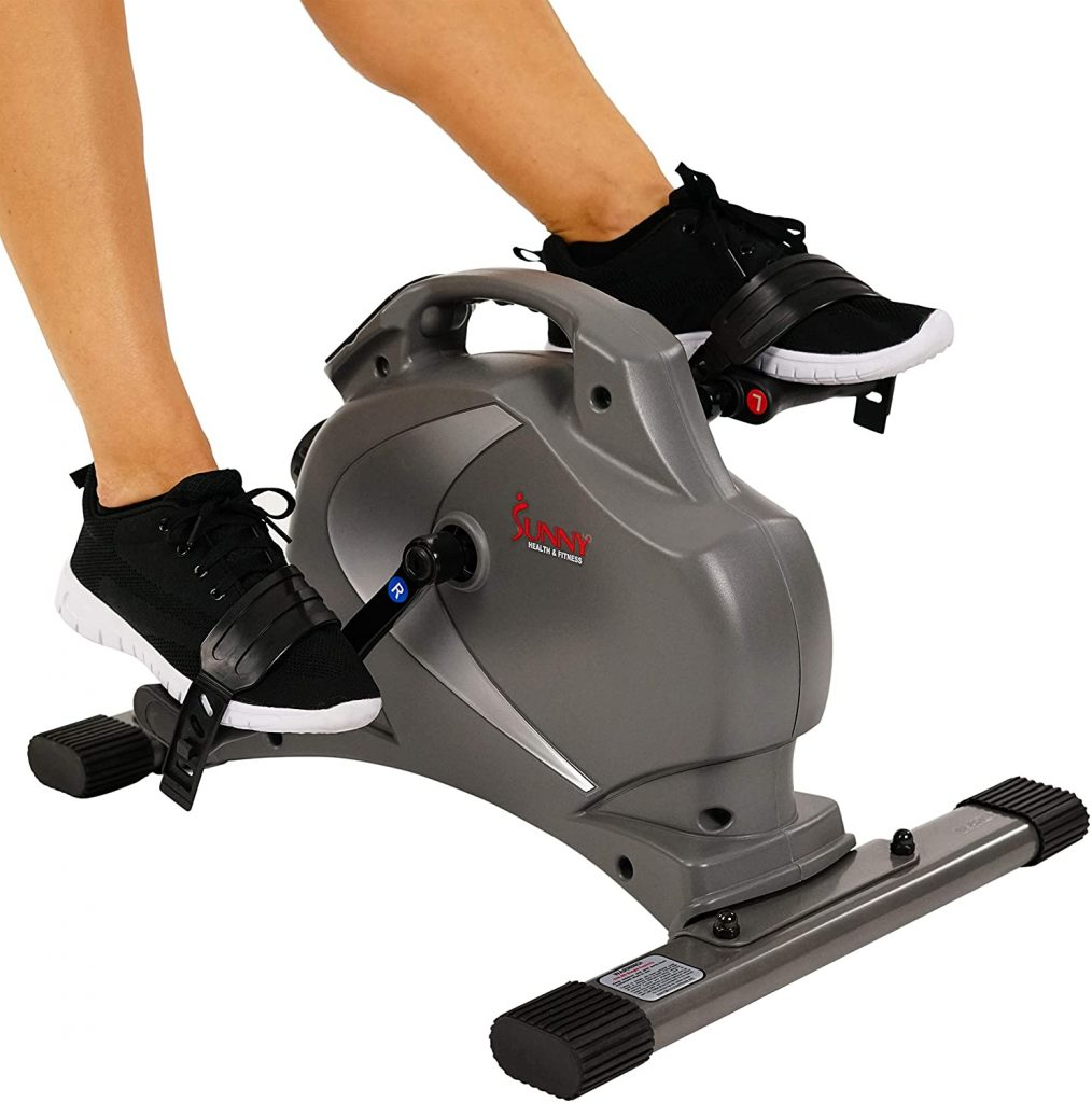 Sunny Health and Fitness Under Desk Bike