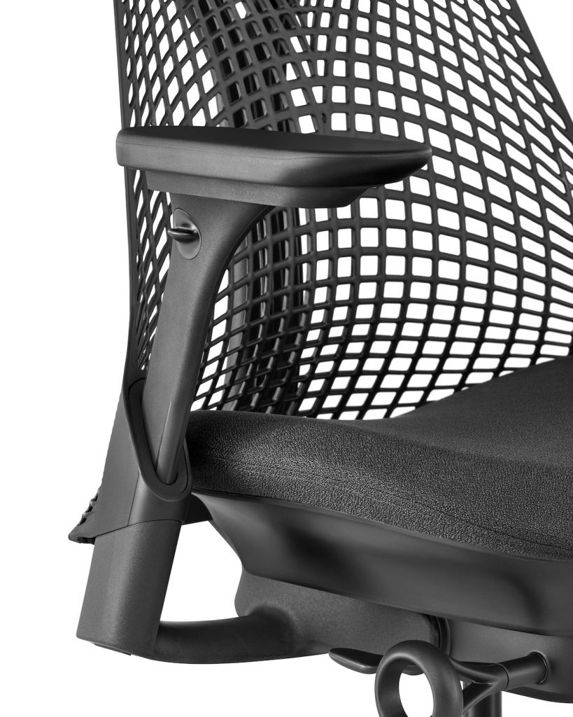 Herman Miller Sayl Chair Features