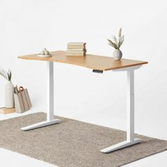 Review: Jarvis by Fully – Bamboo Top Standing Desk