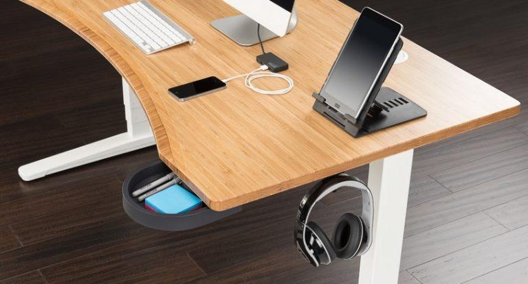 UPLIFT Desk V2 Bamboo Standing Desk Features