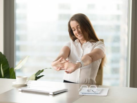 Stretching Exercises to Prevent Repetitive Stress Injuries