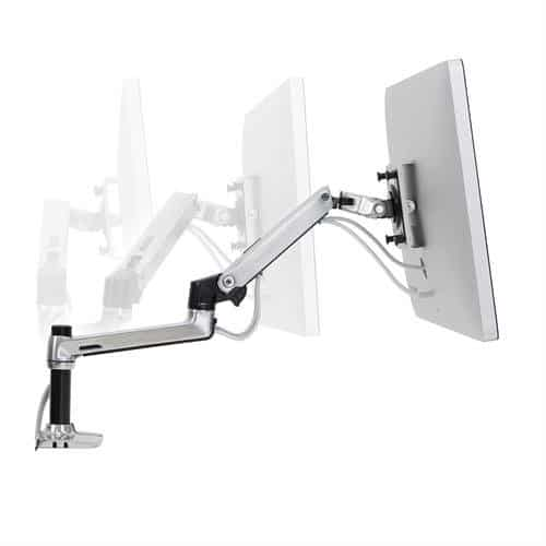 LX Desk Monitor Arm Features
