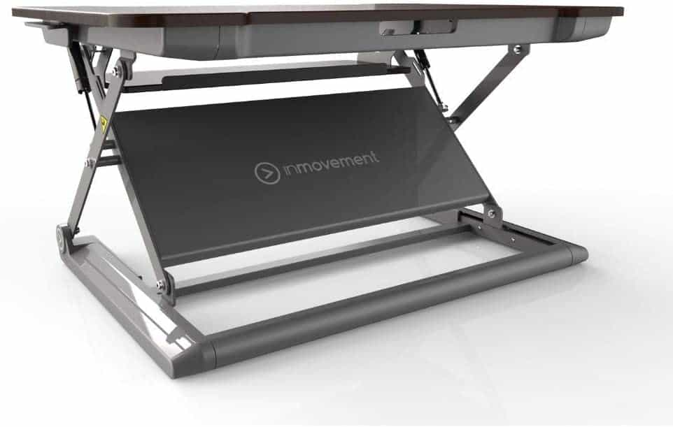 InMovement Standing Desk Converter DT20