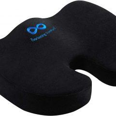 Everlasting Comfort Memory Foam Seat Cushion Review