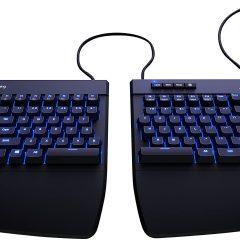 Review: Kinesis Freestyle Edge Split Mechanical Keyboard