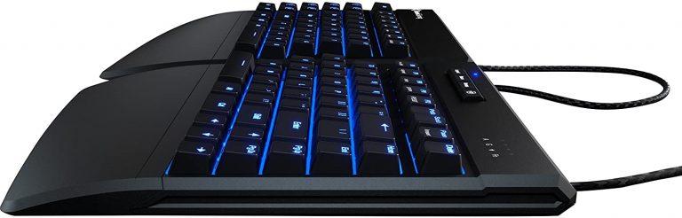 Kinesis Freestyle Mechanical Keyboard Features