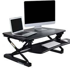 FlexiSpot M2W 35″ Wide Platform Height Adjustable Standing Desk Review