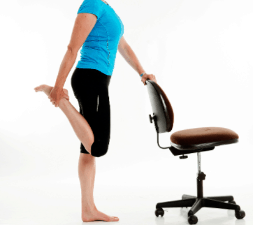 7 Leg Exercises to Do At Your Desk