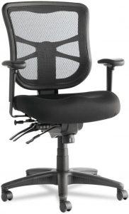 Alera Elusion Series Mesh Chair