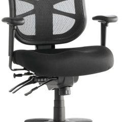 Alera Elusion Swivel Chair Review
