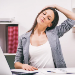 Stretching Exercise for Neck Pain