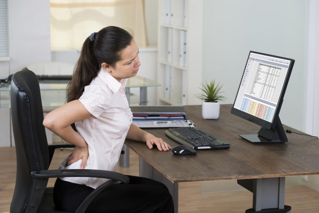 4 Simple Glute Exercises You Can Do at Your Desk