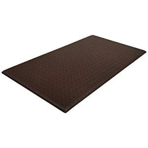 AmazonBasics Premium Anti-Fatigue Standing Comfort Mat for Home and Office