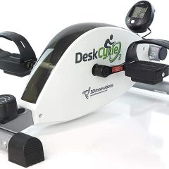 DeskCycle 2 Under Desk Bike and Pedal Exerciser Review