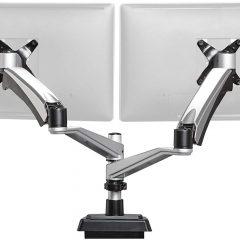 VARIDESK Full-Motion Spring Dual Arm Review