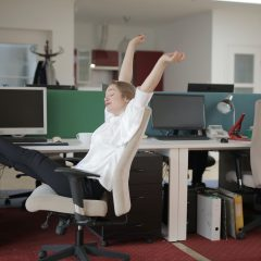 Your Weekly Desk Exercise Schedule