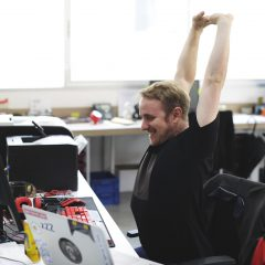 Office Stretches That Will Save Your Spine