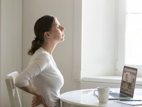 Desk Exercises to Loosen Your Hips