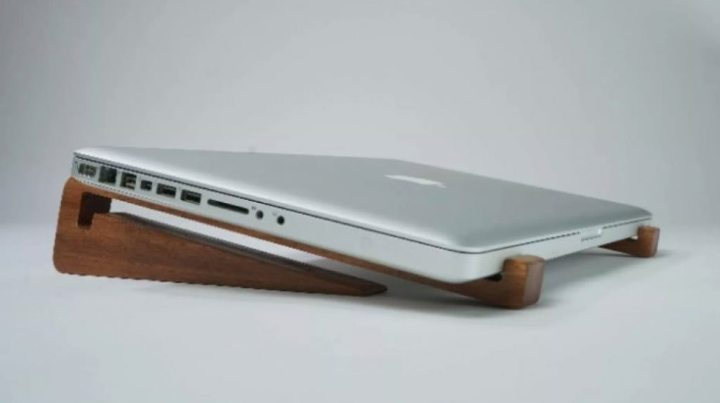 Sierra Wooden Laptop Stand and Riser Review