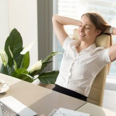 Your Daily Desk Exercise Routine